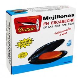 MEJILLONES ESCABECHE DARDO...