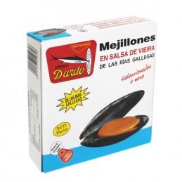MEJILLONES SALSA VIEIRA...